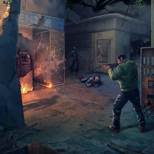 Gaming Header - Horror