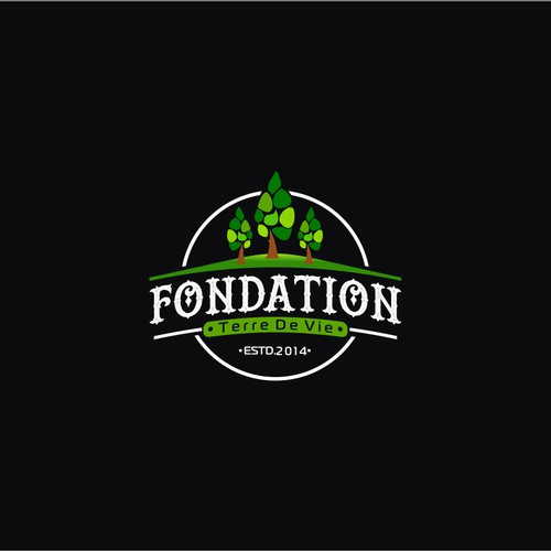 Create a logo for our Foundation!