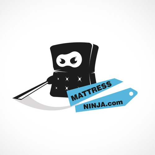 MattressNinja.com needs a new logo
