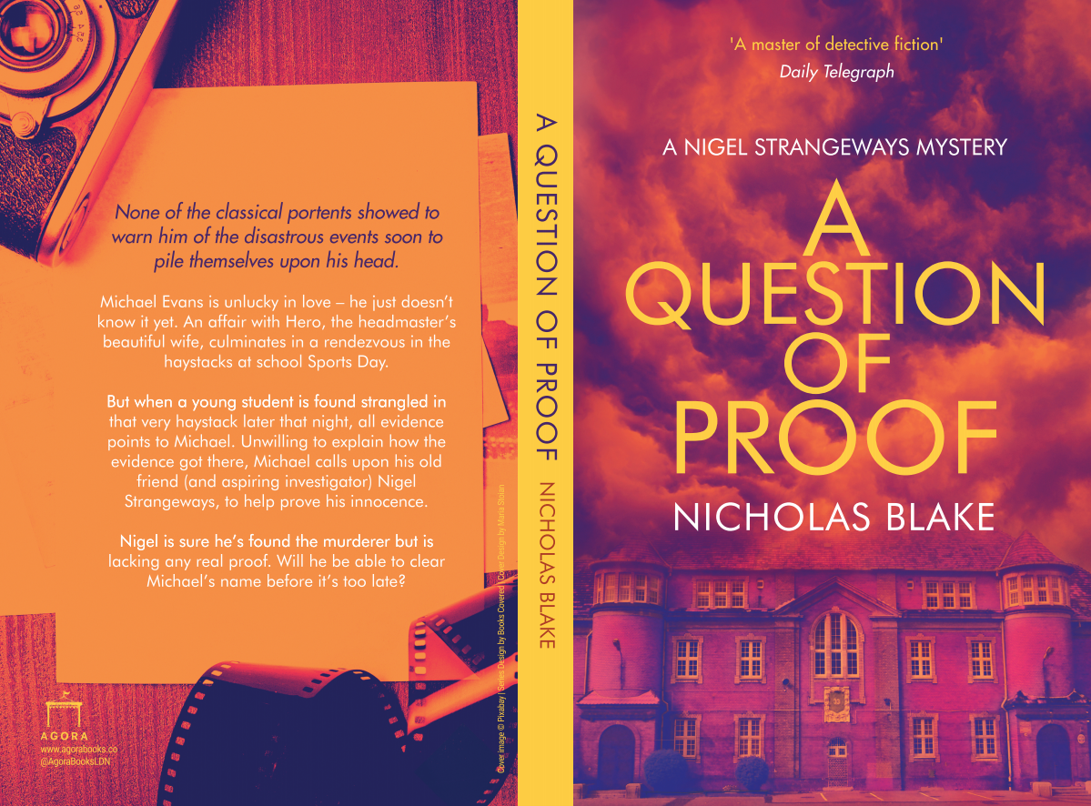 A Question of Proof Cover