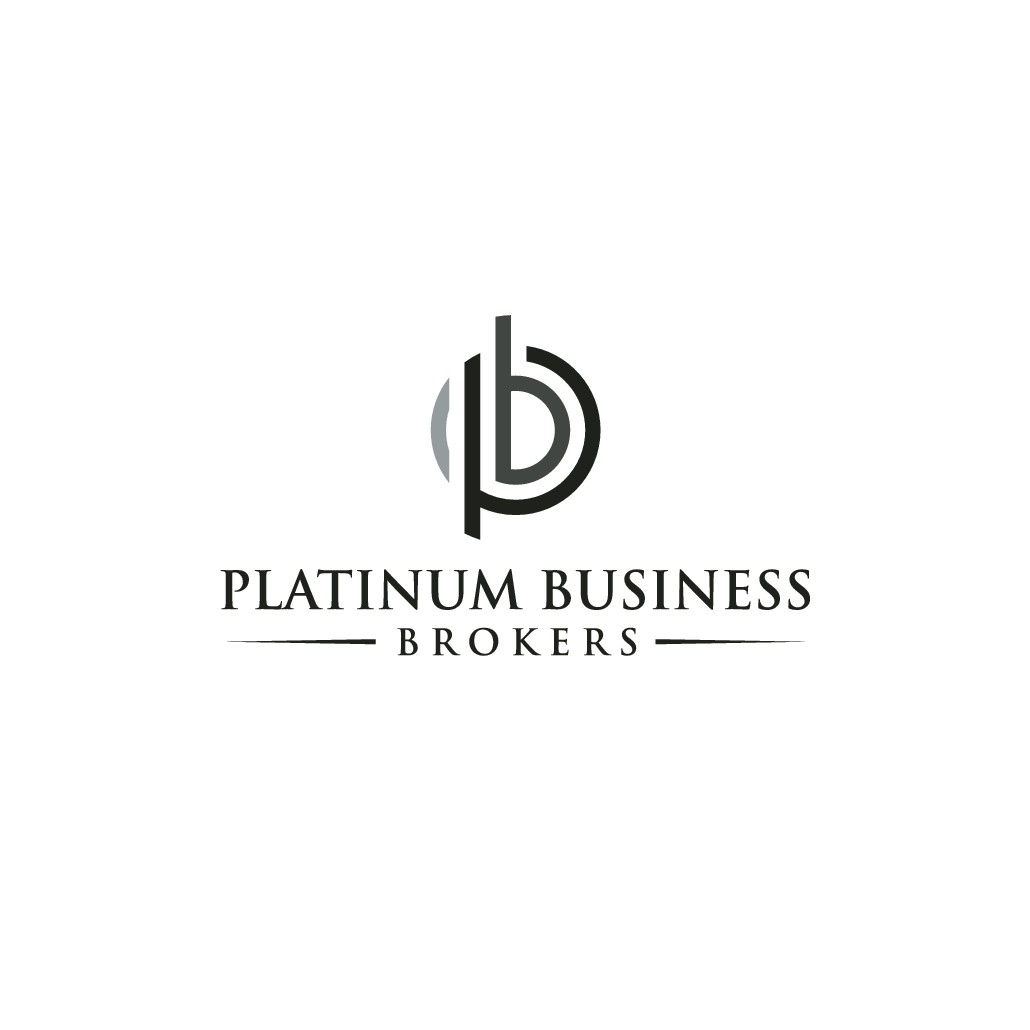 Modern and professional design for a business broking company