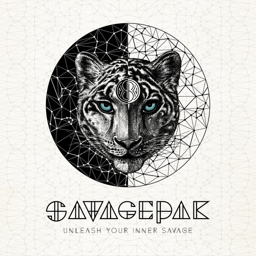 Logo design for for a high end fashion house SavagePaK