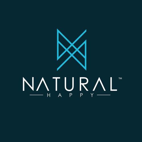 Natural Happy Logo