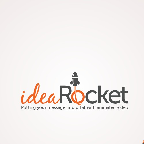 ideaRocket needs a new logo