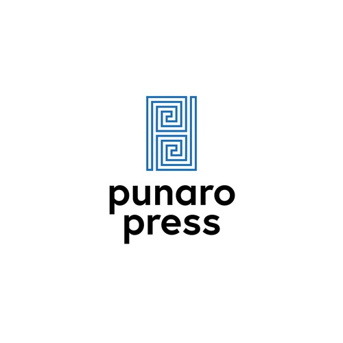 Logo concept for Punaro Press