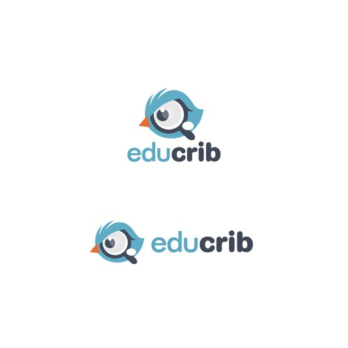 Logo designe for an online educational portal for course and college exploration