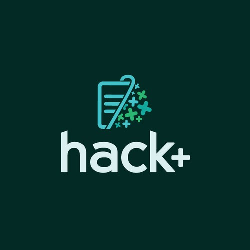 Logo Concept for Hack+