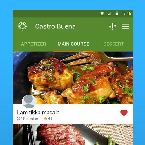 restaurant and recipe