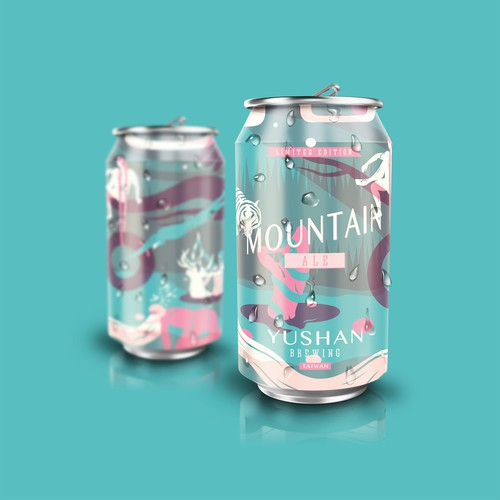 Mountain Ale by Yushan Brewing