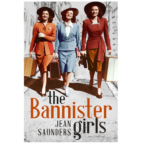 The Bannister Girls - Novel Design