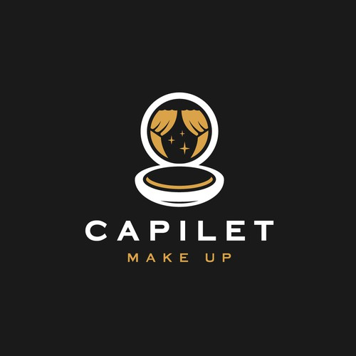 CAPILET MAKE UP LOGO