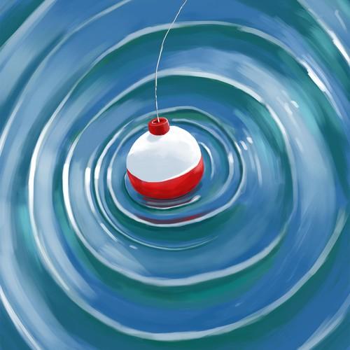 Starspade Marketing Fishing Painting