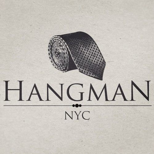 Hangman NYC needs a new logo