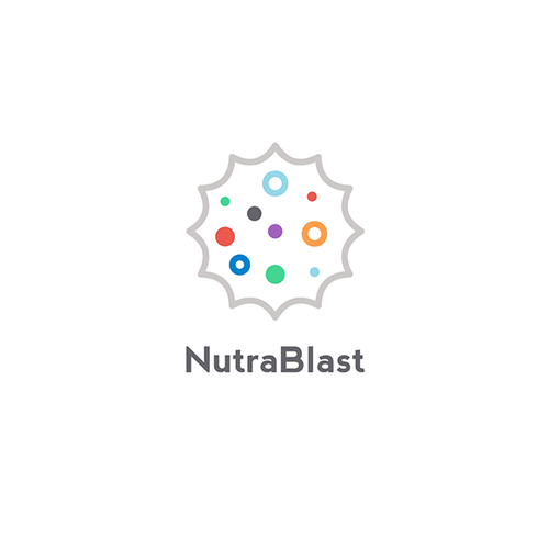 Logo concept for supplement and pharma company