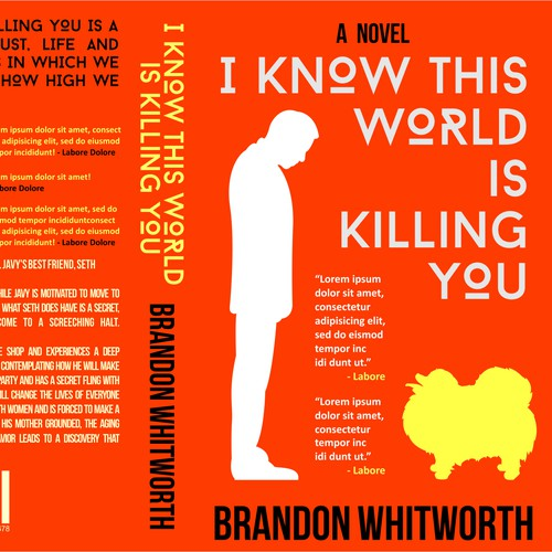 I know this world is killing you.