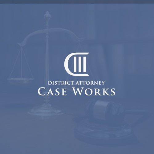 District Attorney Case Works logo