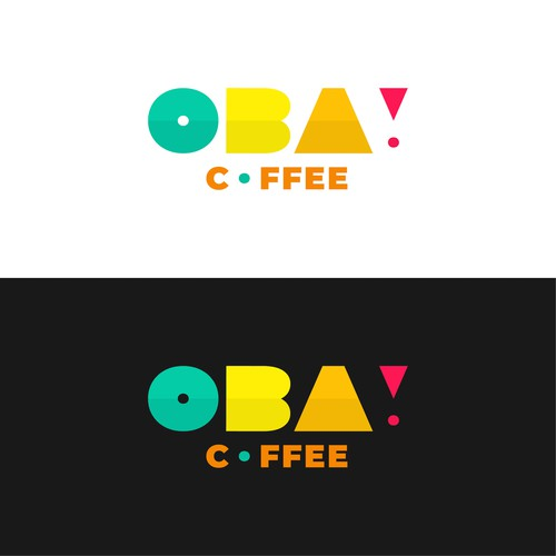Logo concept for coffee brewery