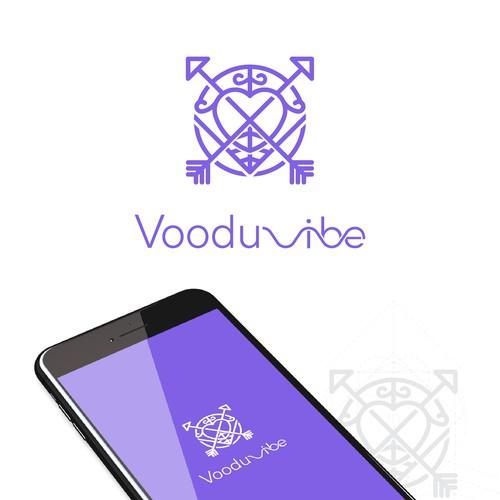 VooduVibe Social App Logo