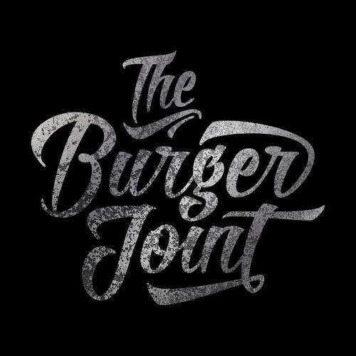 Gourmet burger logo