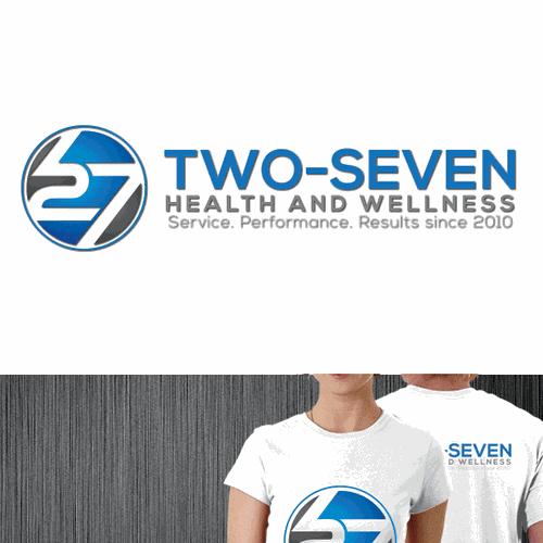 Bold Logo for 27