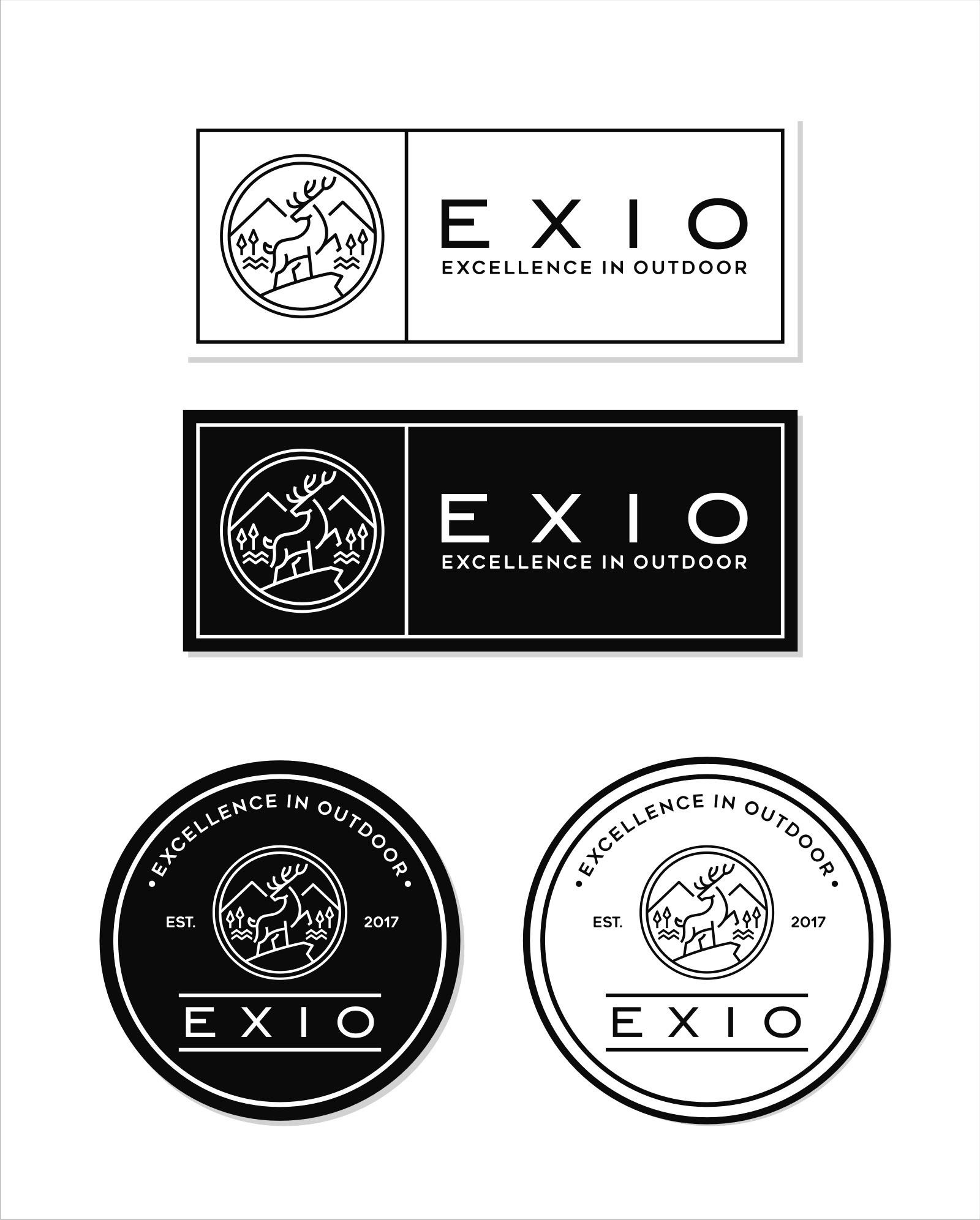GUARANTEED: LOGO for EXIO Gear
