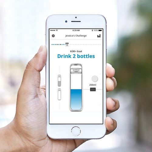 Helping people drink more water