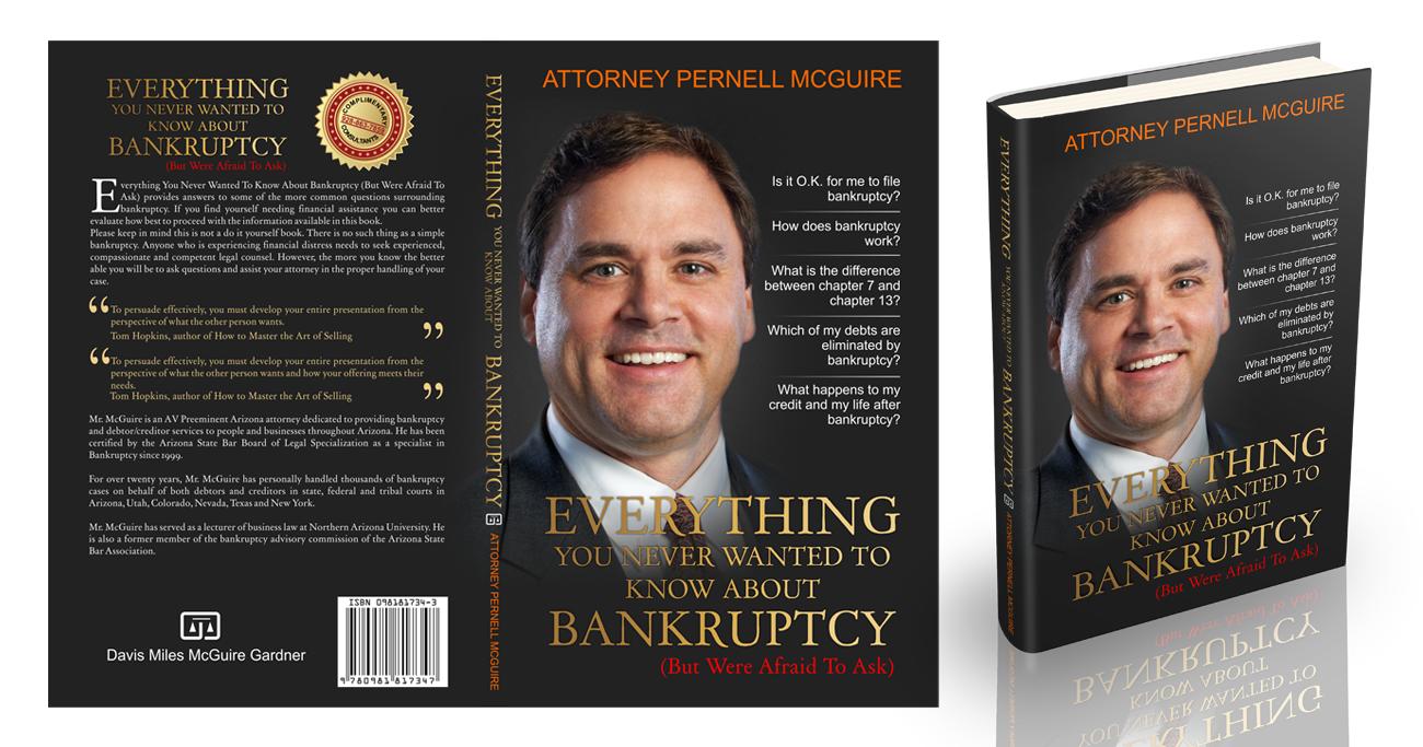 NEED BOOK COVER DESIGN FOR A ARIZONA ATTORNEY