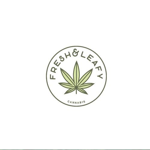 Fresh&Leafy | Logo Design
