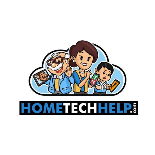 Hometechhelp logo