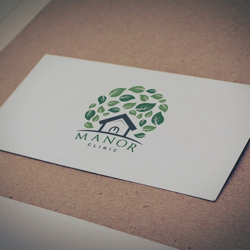 Logo concept for a psychiatry clinic