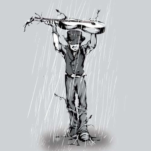 Concert T shirt