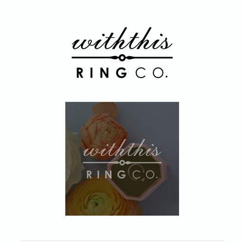 Logo for with this ring co.