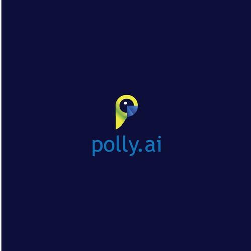 design logo for polly.ai