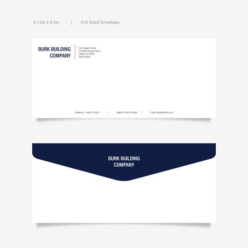 Burk Building Company - Brand Pack
