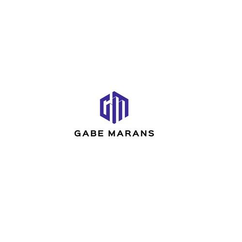 Logo design for Gabe Marans