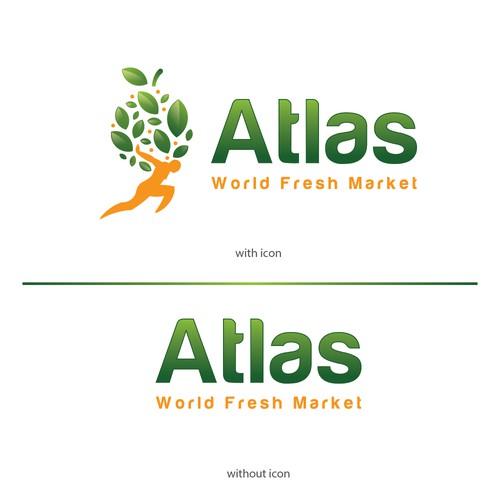 Logo Concept for Atlas