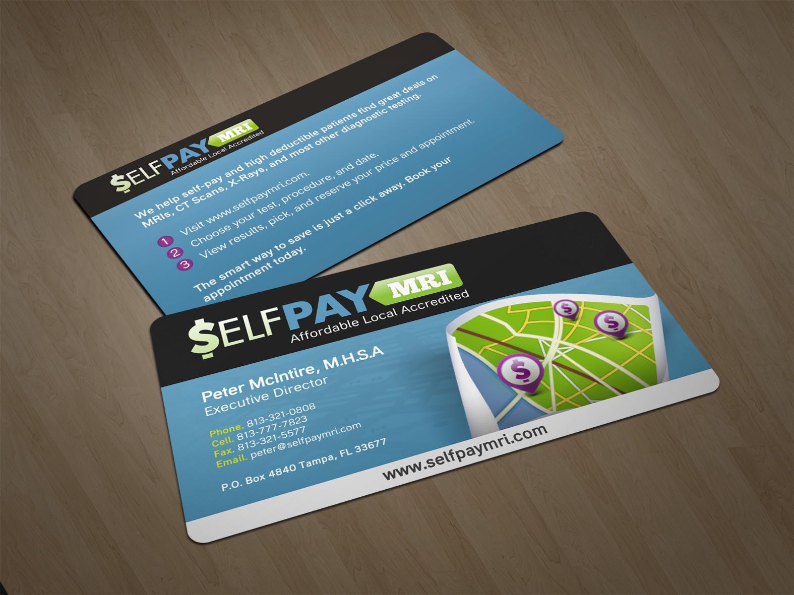 stationery for SelfPayMRI.com