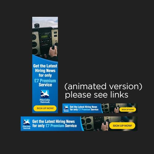 GIF Animation Banner