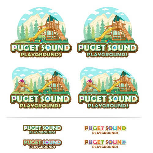 Puget Sound Playgrounds