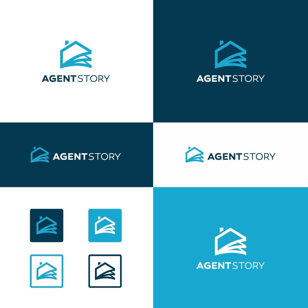 Minimalist + monochromatic logo for a real estate technology company
