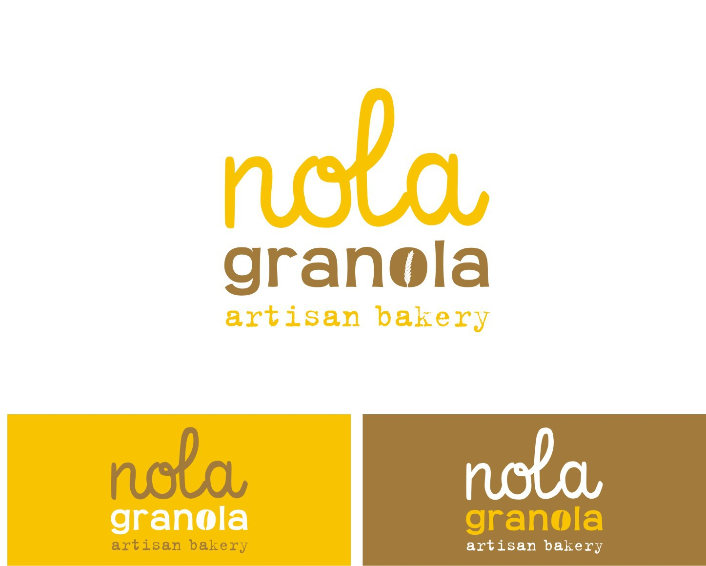 Help Nola Granola with a new logo