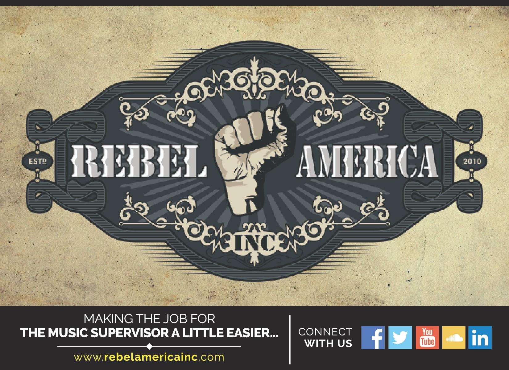 Modern Fun Attractive Flyer - Rebel America Inc