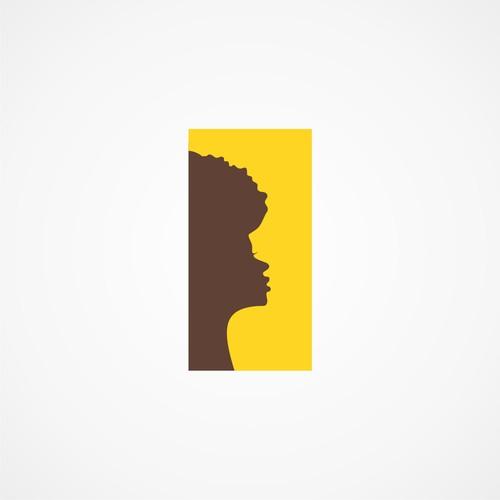 Black Woman Logo