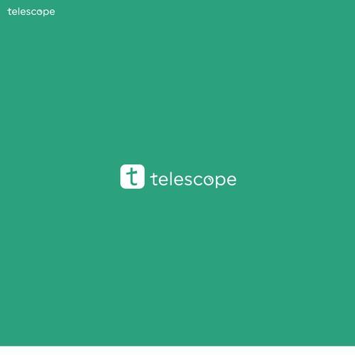 Telescope logo concept