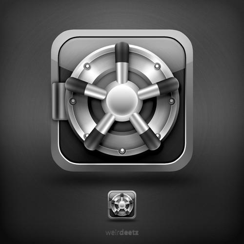 iPhone app icon (security)