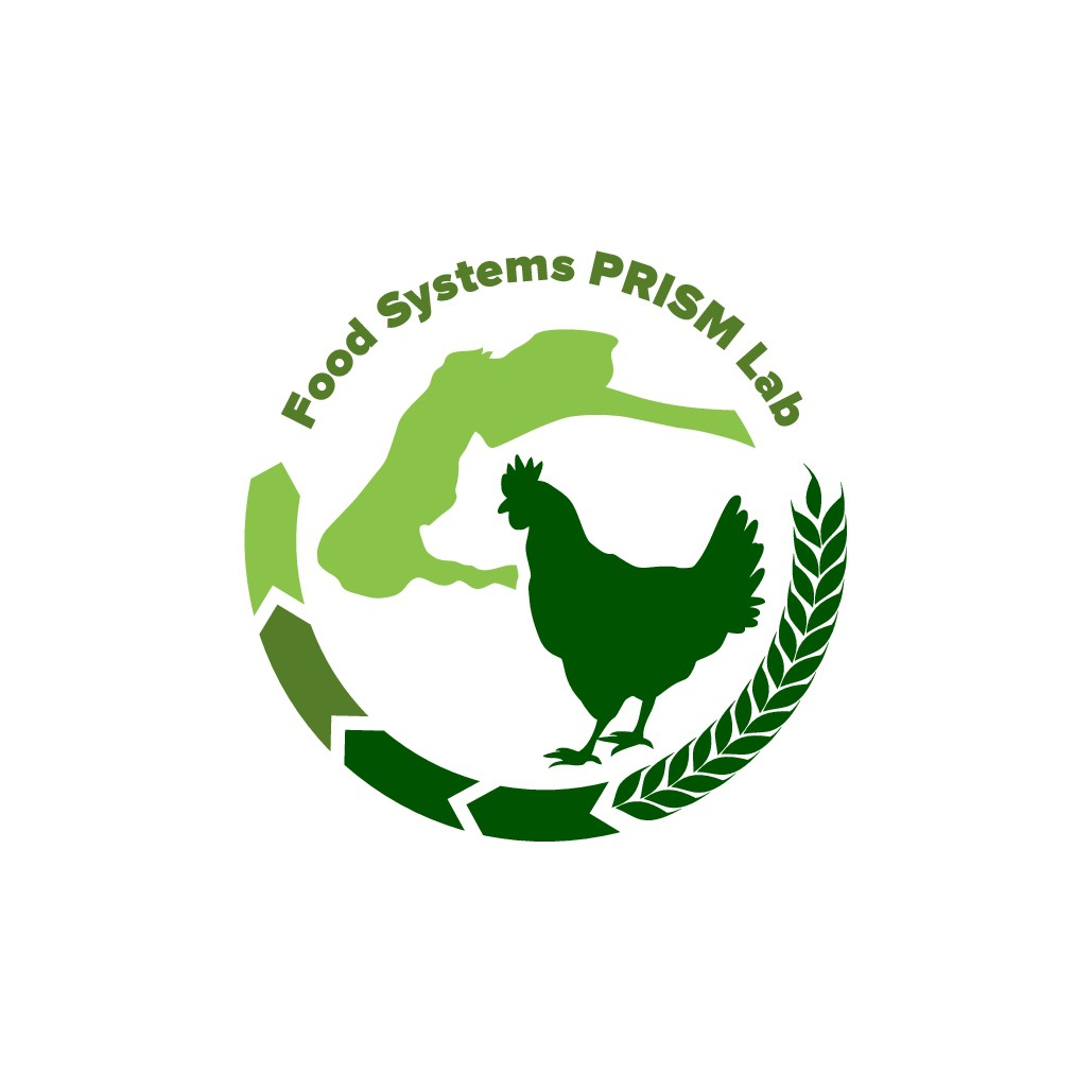 Rendering/improving a logo for a food system sustainability research lab