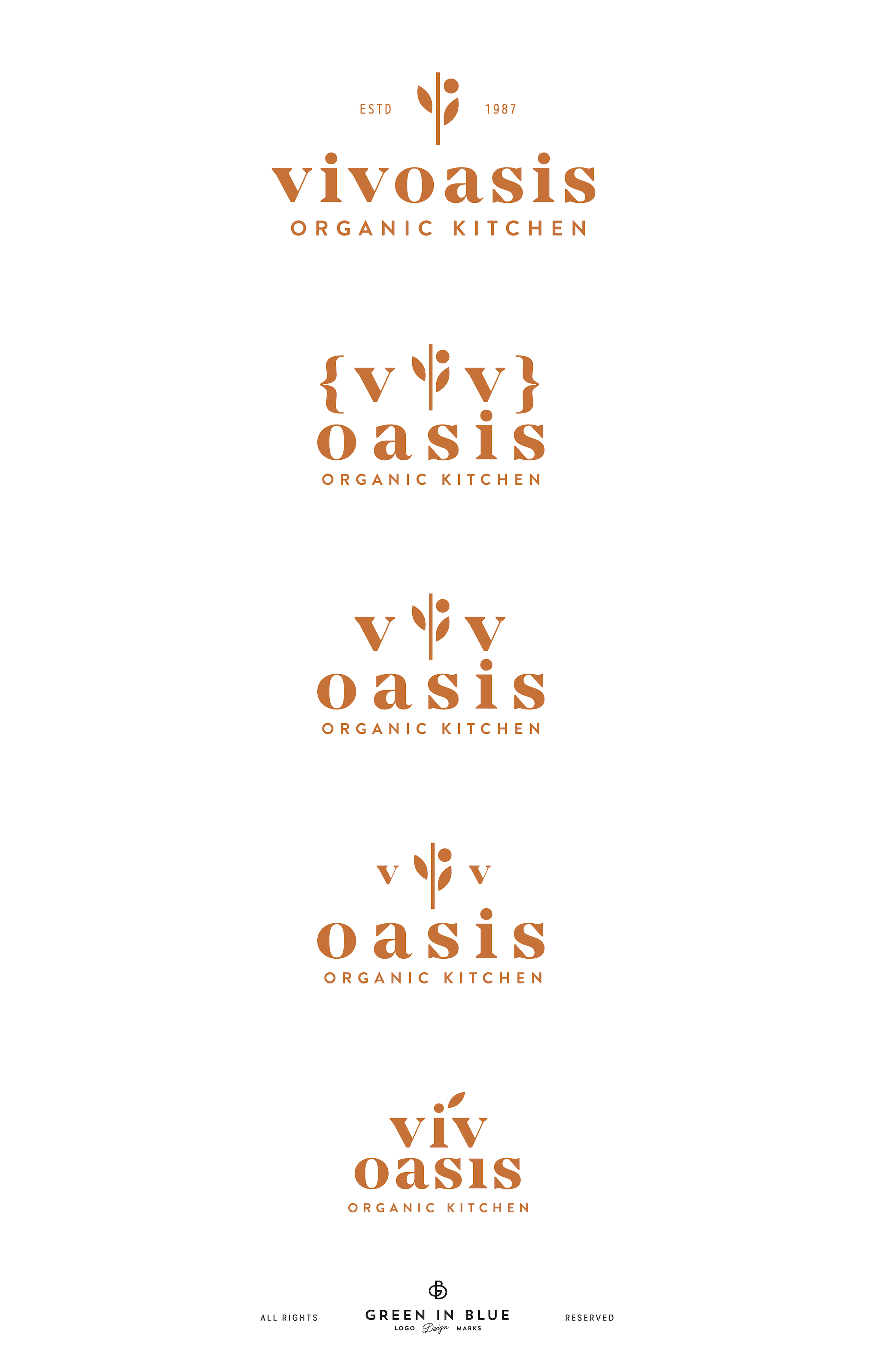 Logo Redesign for CPG Food Brand : Oasis