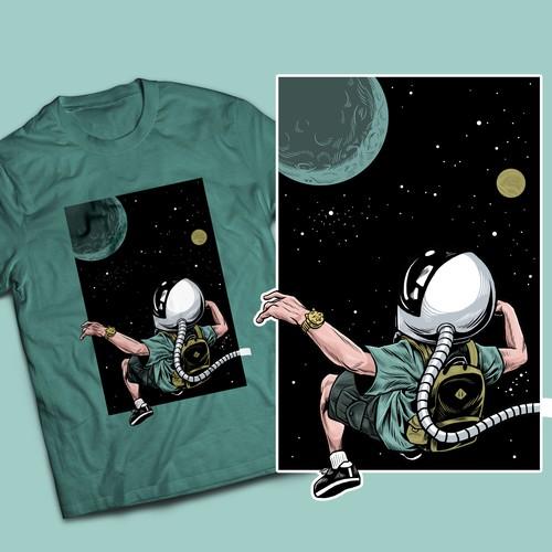 Lone Spaceboy