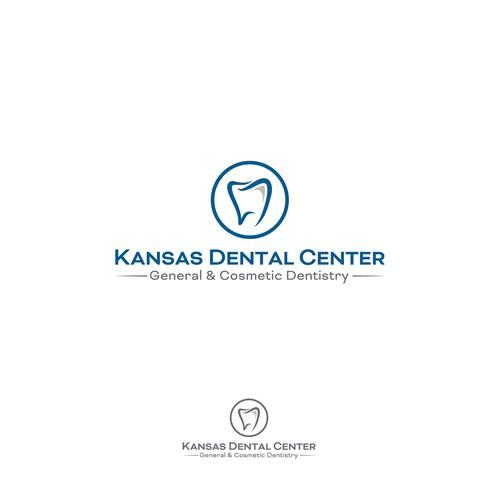 Modern, advanced dental practice logo design