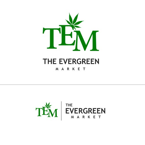 Marijuana Retailer Logo: Simple & Creative